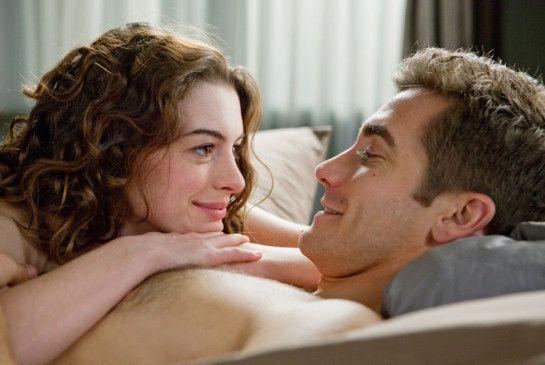 Glücklich? Anne Hathaway und Jake Gyllenhaal