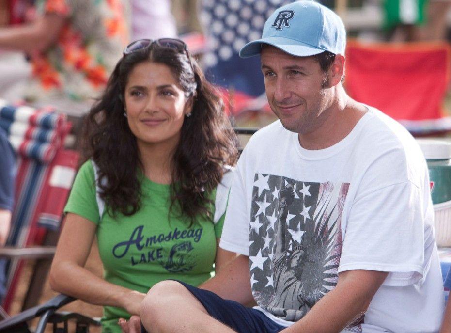 Salma Hayek kann Adam Sandlers Werk nicht retten