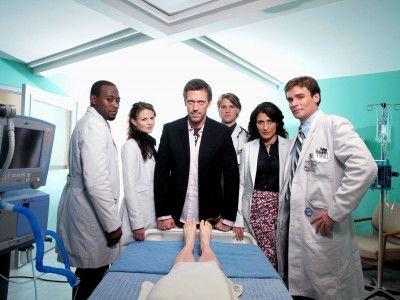 Dr. House - Staffel-Infos, Darsteller und News zur Serie