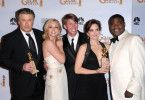 Cast of '30 Rock' in the press room at the 66th Annual Golden Globe Awards. Beverly Hilton Hotel, Beverly Hills, CA. 01-11-09