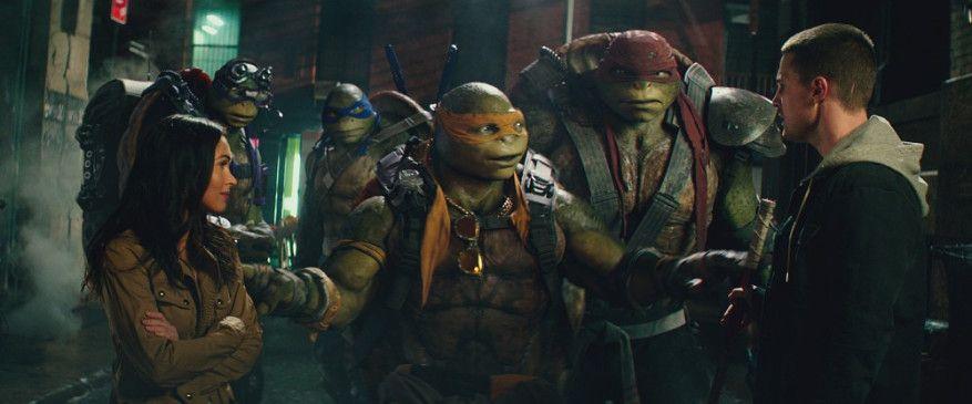 Die Heldentruppe um Leonardo und seine Brüder Raphael, Michelangelo und Donatello stellt sich wieder dem Kampf gegen das Böse.