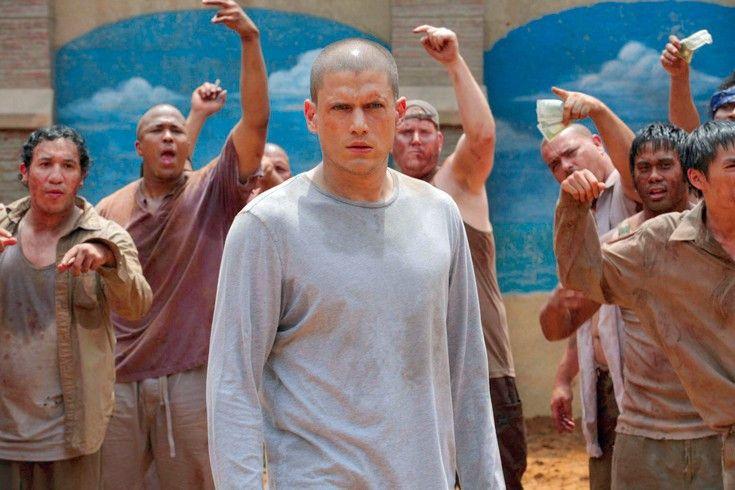 Alle gegen einen - Neuzugang Michael Scofield hat wenig Freunde im Knast