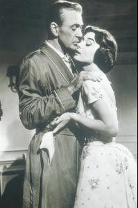 Sag mir endlich die Wahrheit! Gary Cooper und Audrey Hepburn