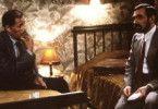 Wann geht die Tour los? Dexter Gordon (l.) und sein Manager Martin Scorsese