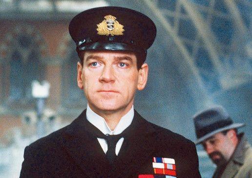 Kenneth Branagh in der Rolle des Polarforschers  Ernest Shackleton