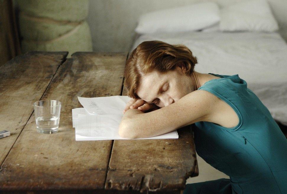 Vor Langeweile eingeschlafen? Isabelle Huppert