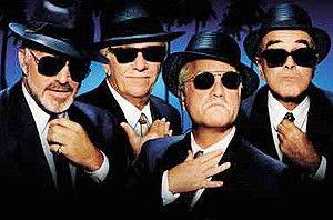 Auf ins Gefecht! Burt Reynolds, Seymour Cassel,  Richard Dreyfuss und Dan Hedaya (v.l.)