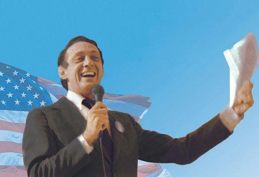 Siegesbewusst: Harvey Milk