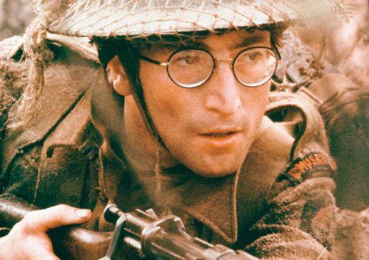Mit mir gewinnen die sicher den Krieg! John Lennon