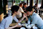 Die große Liebe? Mylène Jampanoi und Li Xiaoran