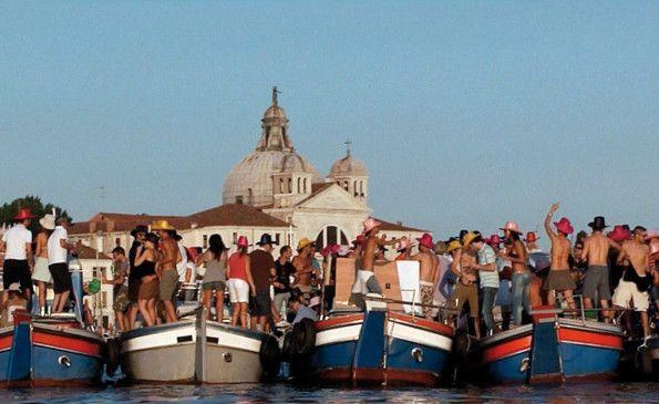 Venedig aus ungewöhnlichen Blickwinkeln