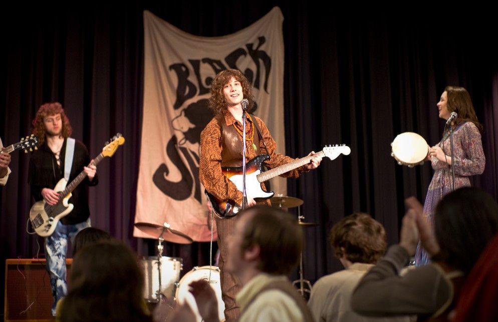Wollte eigentlich Musiker werden: Lou Taylor Pucci