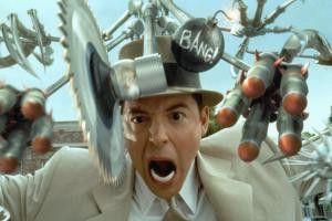 Wie funktioniert der ganze Müll eigentlich -  Matthew Broderick als Gadget