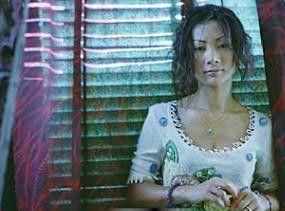 Bai Ling als verschrobene Köchin Mei