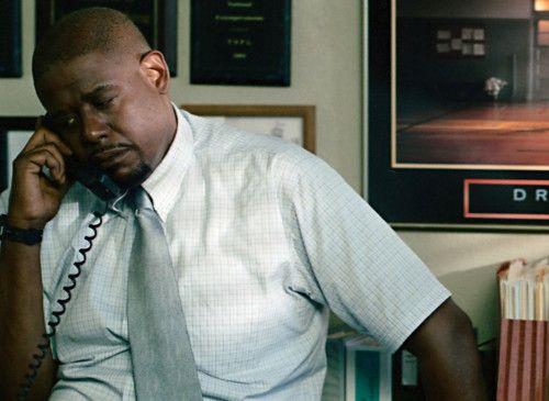 Schuldirektor Carter (Forest Whitaker) versucht zu verhindern, dass an seiner Schule Waffen getragen werden