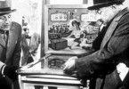 Gib mir das Geld! Bourvil (l.) mit Inspektor  Cucherat (Francis Blanche)