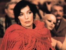 Wer will jetzt mit mir tanzen? Tango-Königin Marie  Laforêt