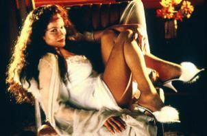 Bin ich nicht eine tolle TV-Schlampe: Barbara  Hershey als Willis' Ehefrau