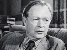 Zeitzeuge Telford Taylor, Ankläger im Nürnberger  Kriegsverbrecher-Prozess