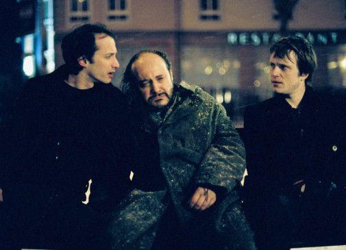 Trio infernale: Michael Ostrowski, Paulus Manker und August Diehl (v.l.)
