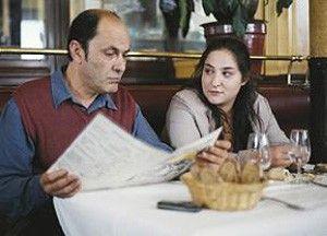 Na, Tochter, brauchst du wieder Geld? Jean-Pierre Bacri und Marilou Berry