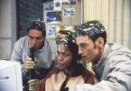 Nasser (Samy Naceri, l.) und Santino ((Benoît Magimel) planen ihren Angriff
