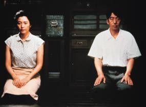 Kann auch Anöden schön sein? Ittoku Kishibe und  Keiko Matsuzaka