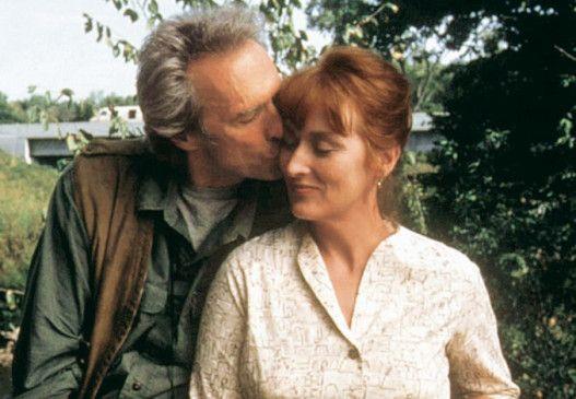 Clint Eastwood und Meryl Streep finden zueinander