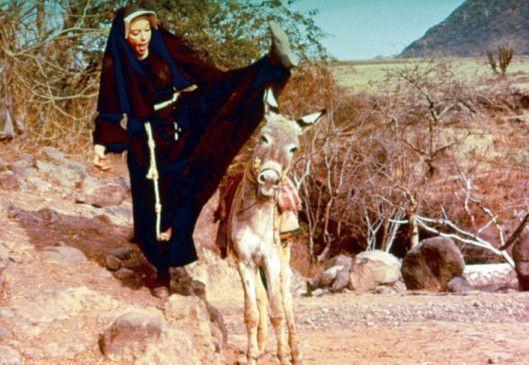 Ich bin kein Fressen für die Geier: Shirley MacLaine als Schwester Sara