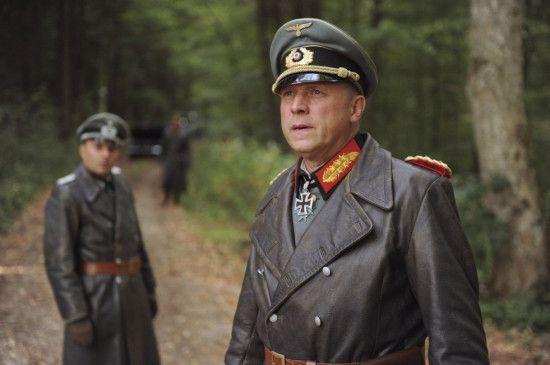 Starke Leistung: Ulrich Tukur als Generalfeldmarshall Erwin Rommel