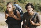Zwei Pilger auf dem Weg - Marie Kremer und Nicolas Cazalé