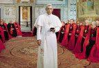 Anthony Quinn überzeugt in der Rolle des Papstes Kyril