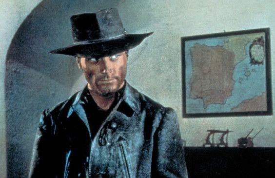 Django (Franco Nero) will endlich Rache ...