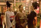 Konkurrentinnen unter sich: Ziyi Zhang, Michelle Yeoh und Gong Li (v. l.)