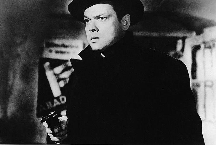 Führt Harry Lime (Orson Welles) Böses im Schilde?