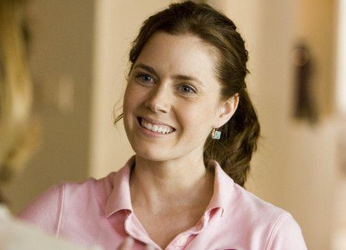 Trotz Job-Schwierigkeiten immer ein Lächeln auf den Lippen: Amy Adams
