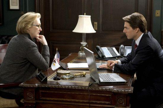 Manipulation im Anmarsch: Tom Cruise und Meryl Streep