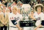 Hauptsache der Pokal ist riesig! Trey Parker und Matt Stone (v.l.)