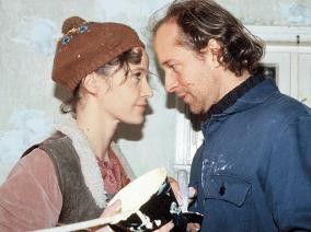 Ist das Liebe? Jeanette Hain und Jochen Horst