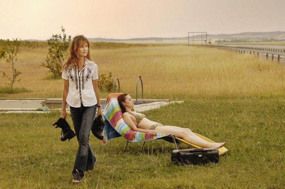 Verträumte Idylle: Martha (Isabelle Huppert, l.) liebt ihr Zuhause