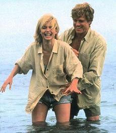 Ich hab' doch gesagt, Wasser ist nass! Robert Redford und Michelle Pfeiffer