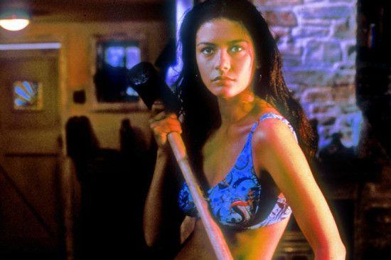 Wo bleibt JC denn wieder? Catherine Zeta-Jones als Chloe