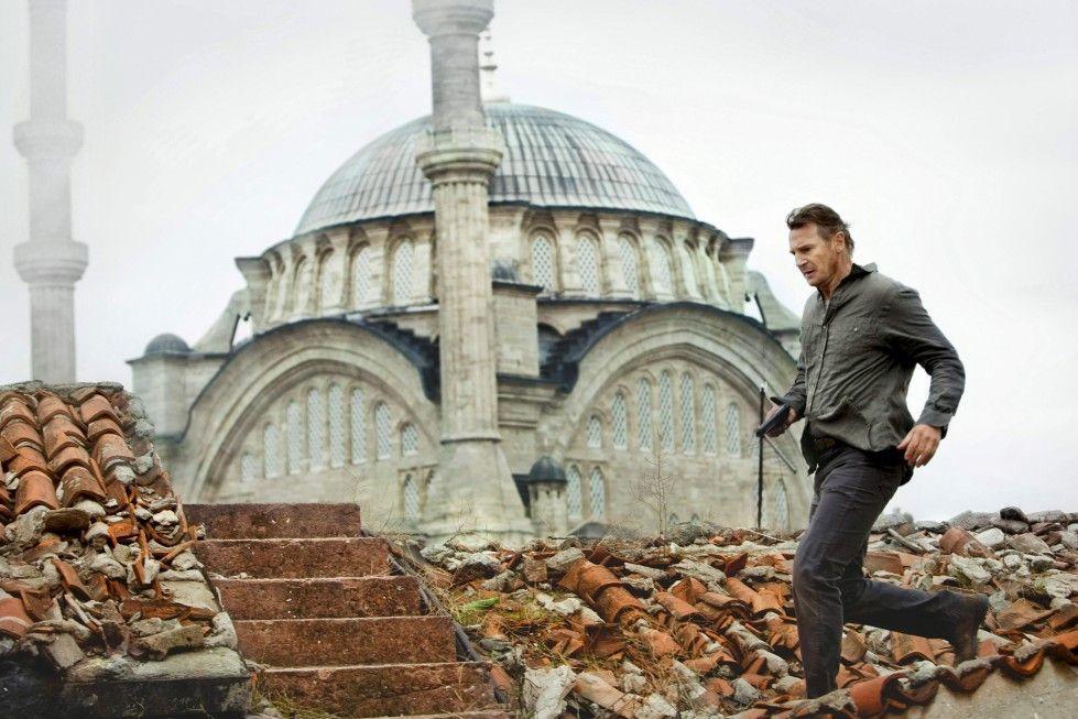 Über den Dächern von Istanbul: Liam Neeson