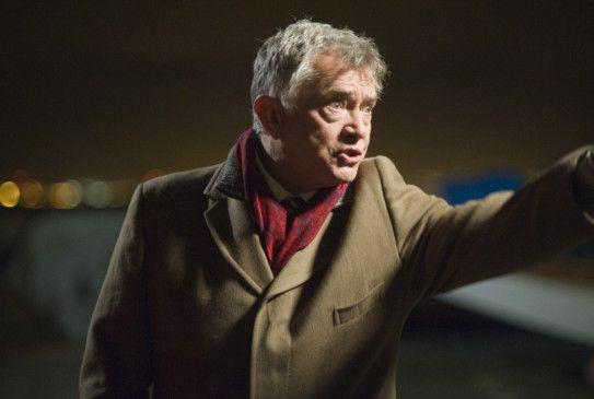 Gently (Martin Shaw) gerät zwischen die Fronten ...