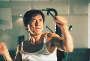 Diesmal hau ich nicht so viel! Jackie Chan