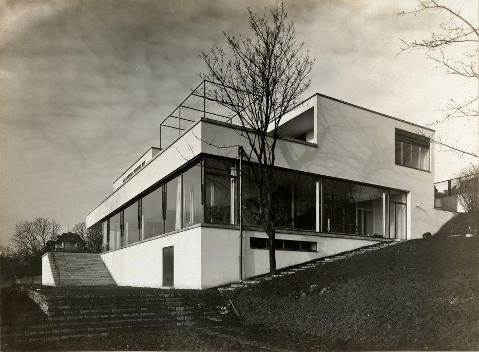 """""""Haus Tugendhat""""- ein Meilenstein der modernen Architektur"""