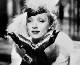 Ich bin doch wohl 'ne nette Lady, oder? Marlene  Dietrich