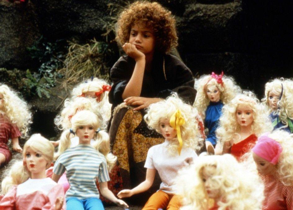 Warum sind die eigentlich alle blond? Radost Bokel als Momo