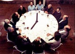 Nun sind ja alle Alan Berliner an einem Tisch!