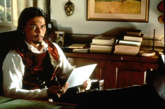 Auch Don Juan findet einmal seine Traumfrau: Johnny Depp